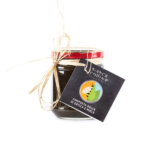 Bianca Collina Composta dolce ortica e miele - 220 g