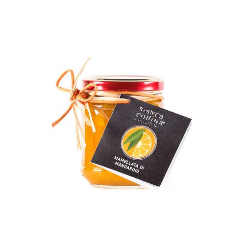 Bianca Collina Marmellata extra di mandarino nocellaro naturale