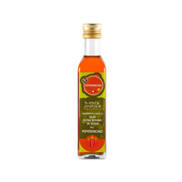 Condimento a base di olio extra vergine al peperoncino