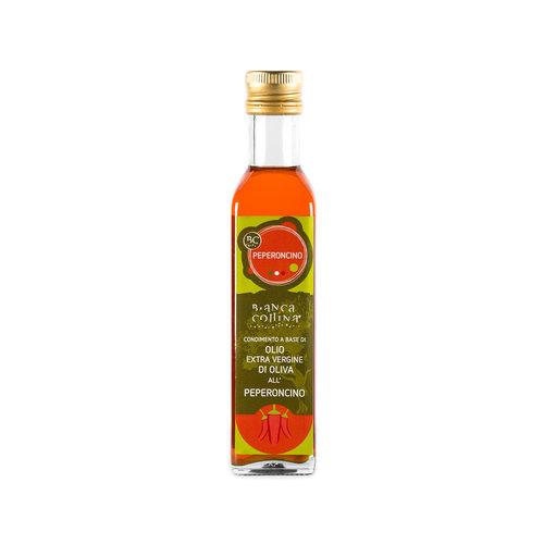 Bianca Collina Condimento a base di olio extra vergine al peperoncino