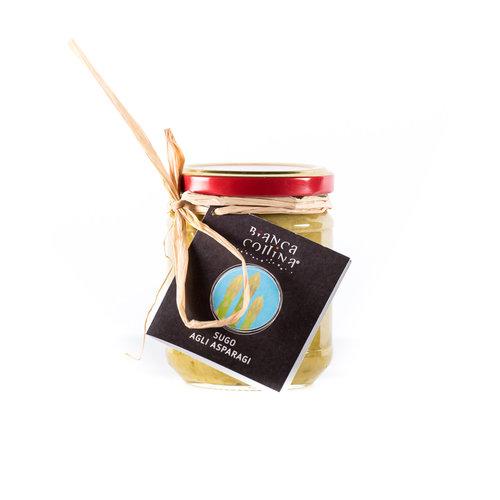 Bianca Collina Sugo di asparagi per risotti - 212 ml