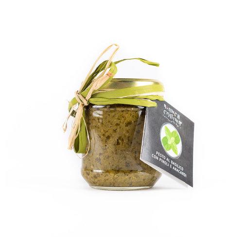 Bianca Collina Pesto alla Genovese con anacardi e pinoli - 190 g