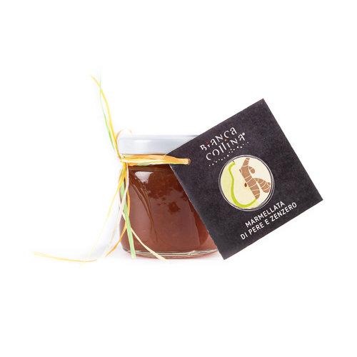 Bianca Collina Confettura extra pera e zenzero - 110 g