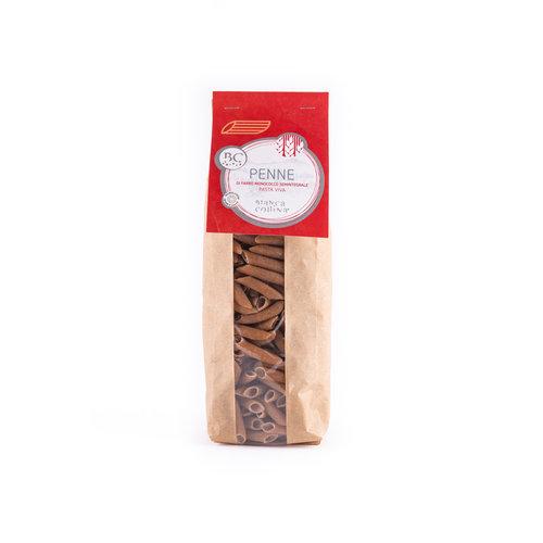 Bianca Collina Faro Integrale Monococco Penne - 500 g