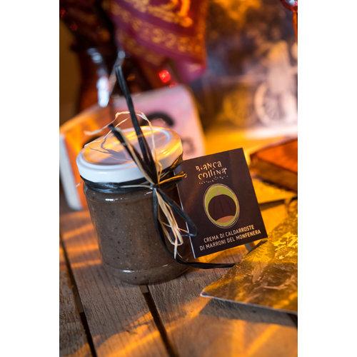 Bianca Collina Crema di caldarroste di marroni del Monfenera - 212 ml