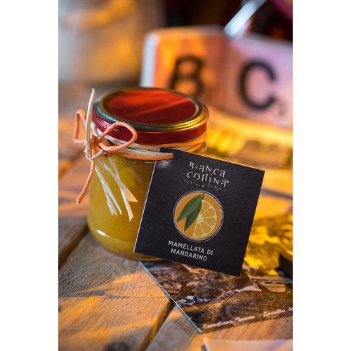 Bianca Collina Marmellata extra di mandarino nocellaro naturale - 212 ml