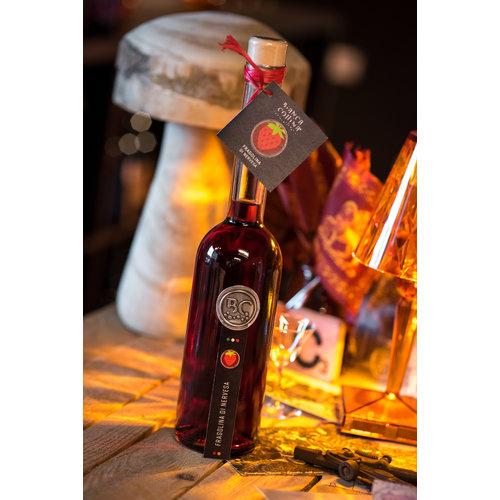 Bianca Collina Liquore fragolina di bosco di Nervesa - 28% de vol - 500 ml