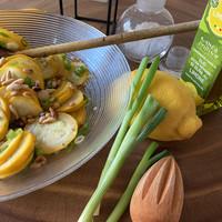 Insalata di Zucchine gialla