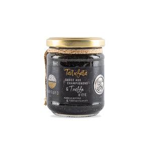 Bianca Collina Salsa Tartufata (Agaricus bisporus & Tuber aestivum) 10% tartufo - 120 g