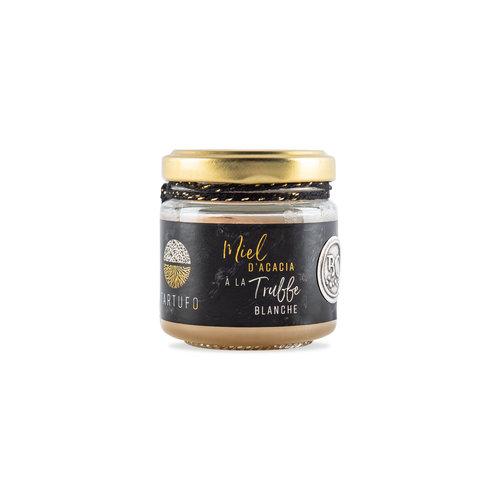 Bianca Collina Miele di acacia al tartufo bianco (tuber magnatum pico) - 80 g
