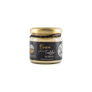 Bianca Collina Burro al tartufo bianco (Tuber Magnatum Pico) - 80 g
