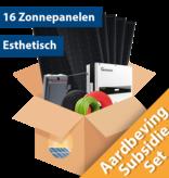 Aardbeving Set Esthetisch  (16 stuks / 4488kwh)