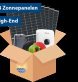 Set High-end Zonnepanelen (14 stuks / 4462 kwh)