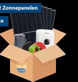 Set Eco Zonnepanelen (12 stuks / 3417 kwh)