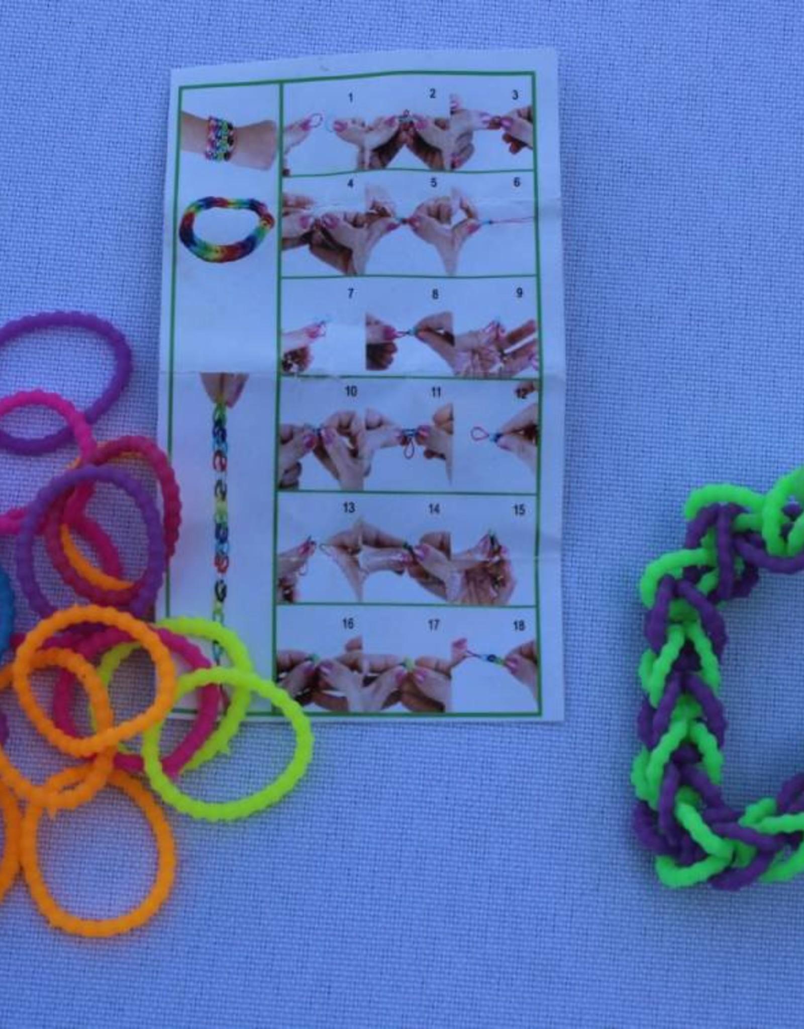 Loom armband / setje