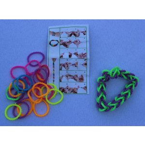 Loom armband/setje in 50mm (toystation)