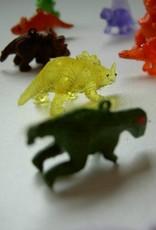 Dino mix, verpakt per 50 stuks in 35 mm capsule