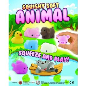 Squishy Soft Animal