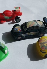 CARS CARS autootjes in capsule