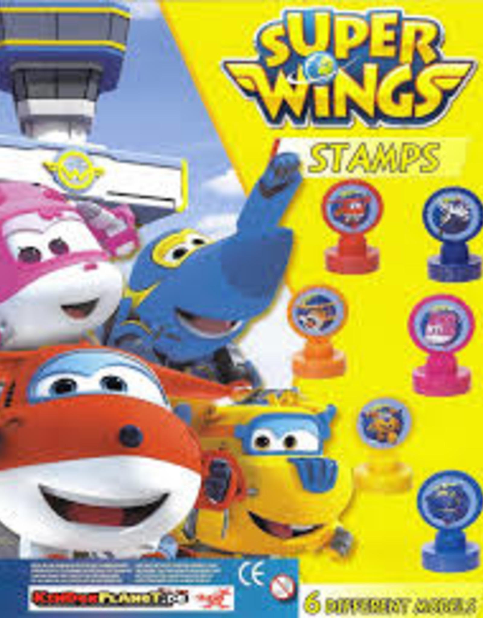 Superwings Stempels
