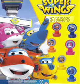 Superwings Stempels