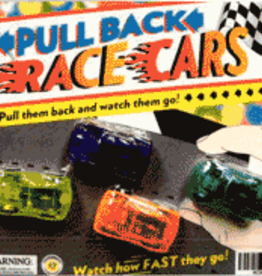 Pull Back Cars