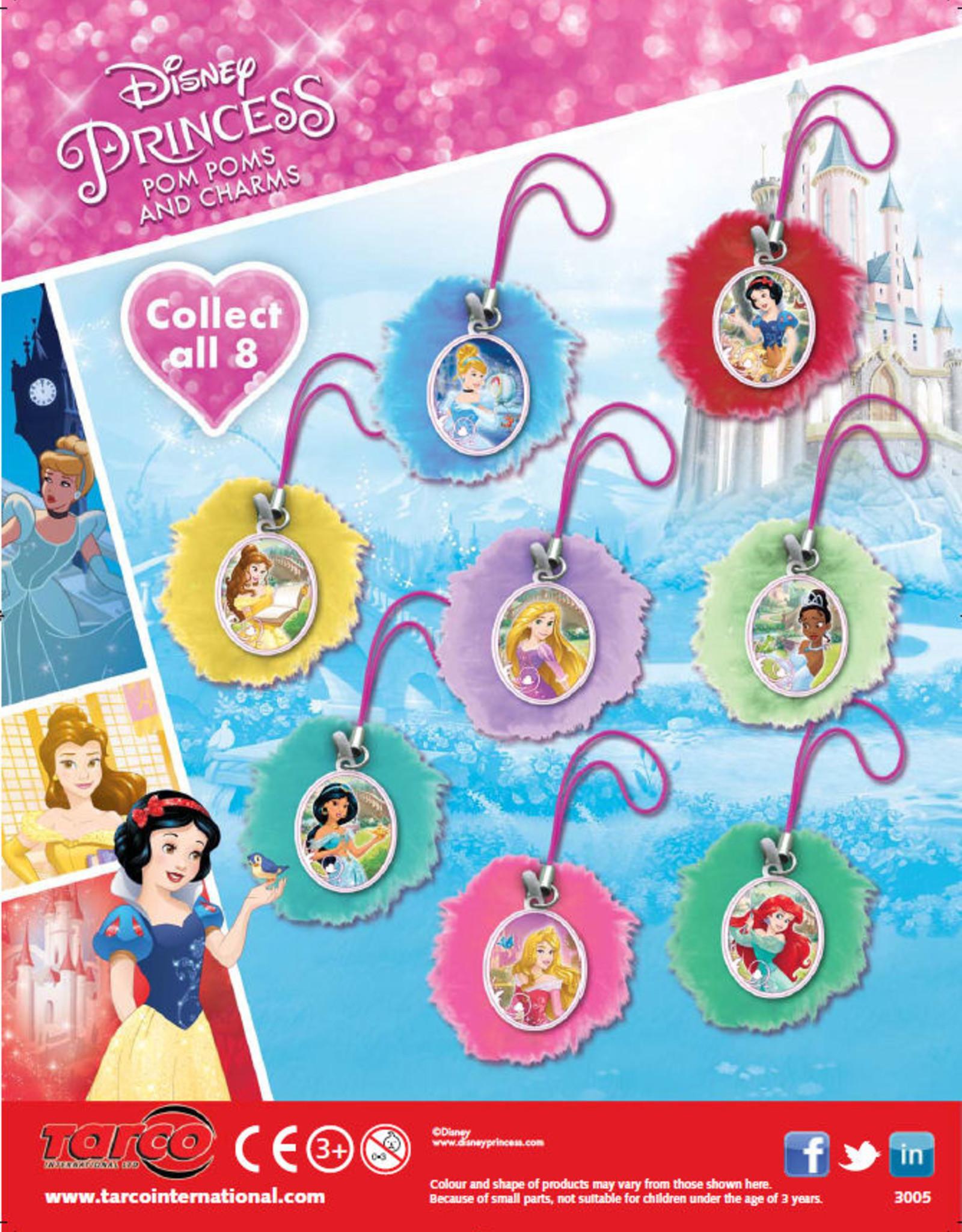 Disney Disney Princess Pom Pom danglers