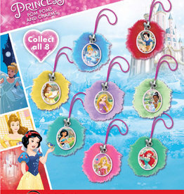 Disney Disney Princess Pom Pom danglers