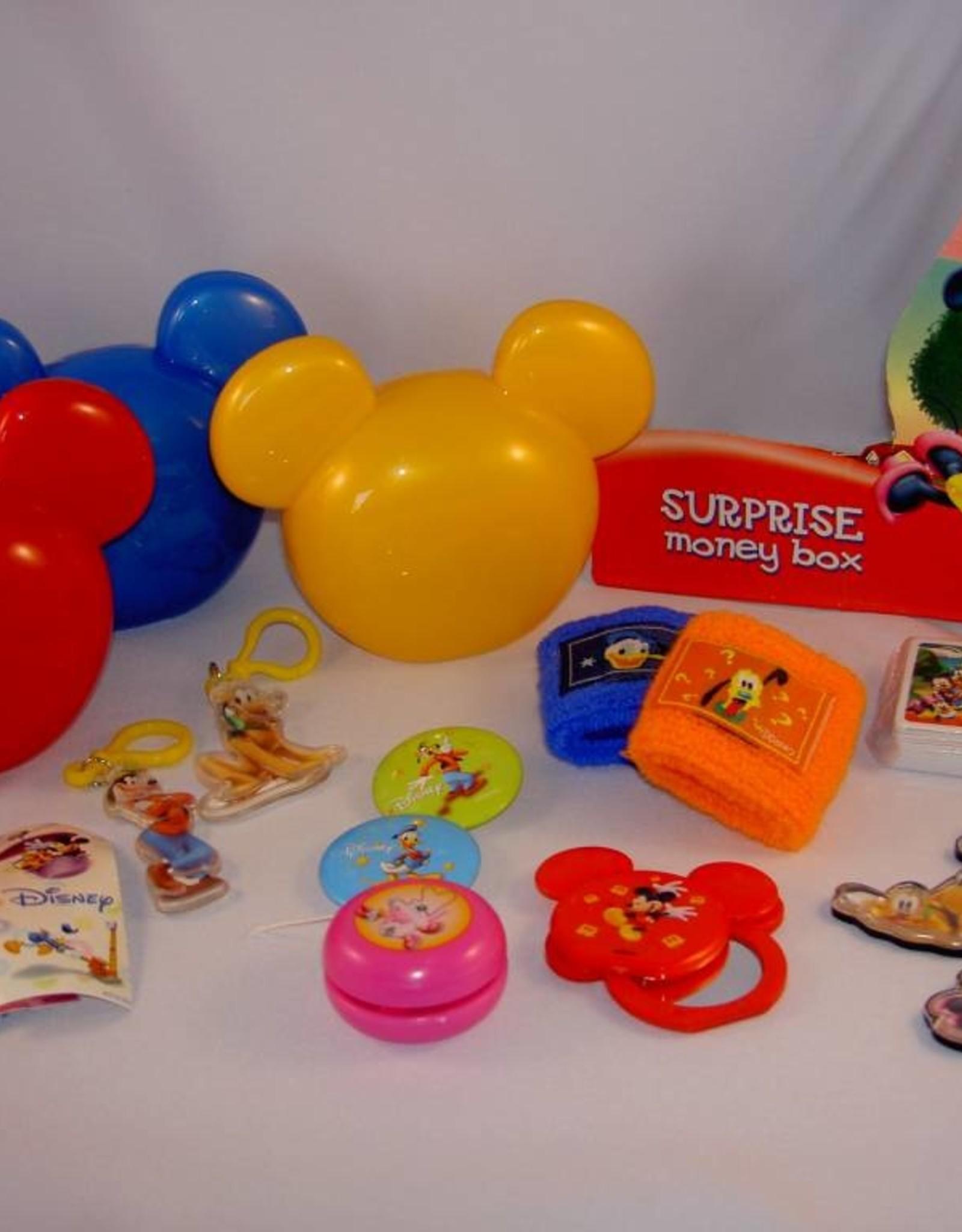 Disney Surprise Spaarpotje incl. snoepjes