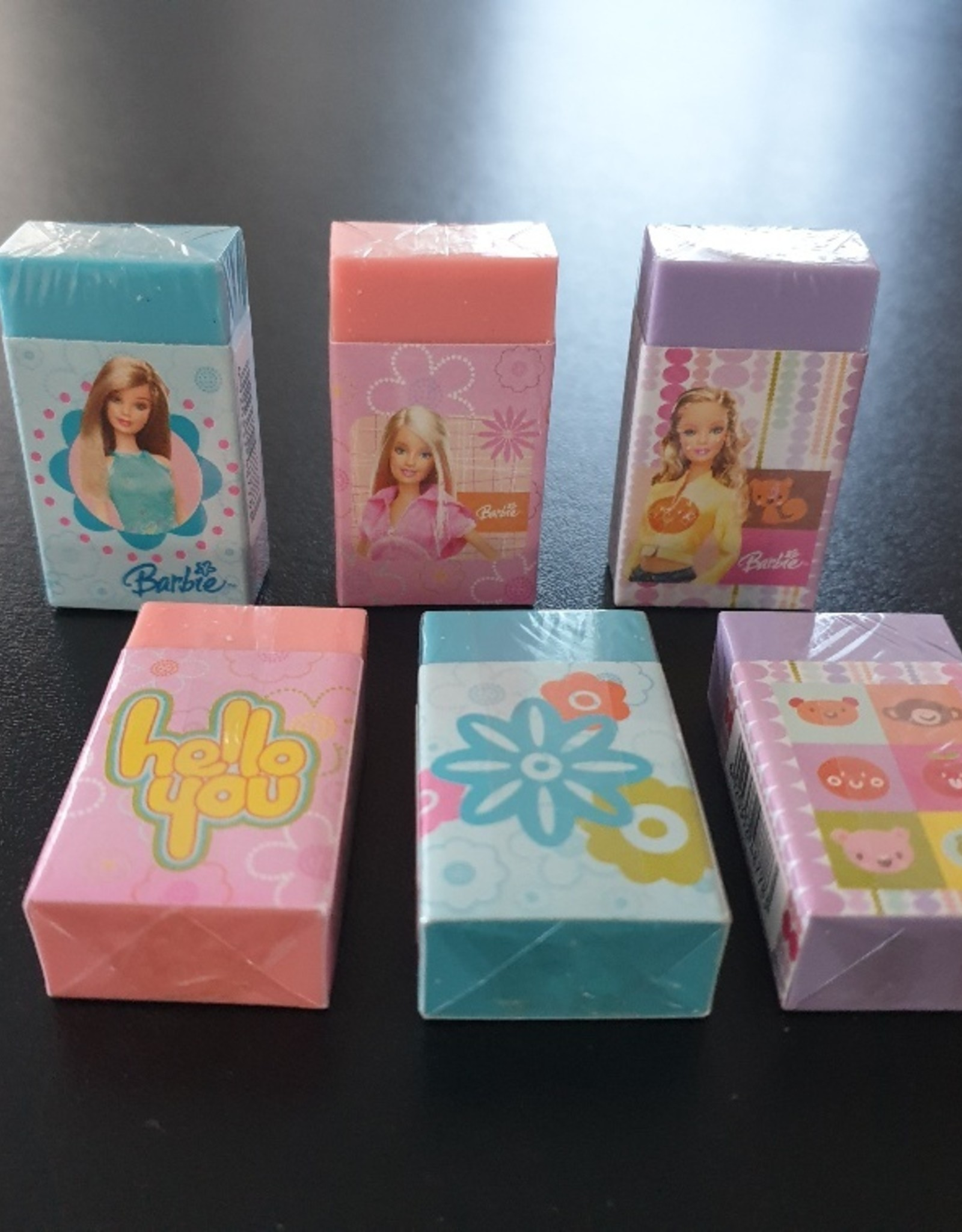 Barbie gummen