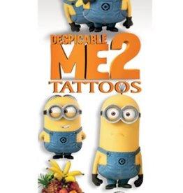 Minions tattoos