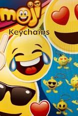 Emoji sleutelhangers