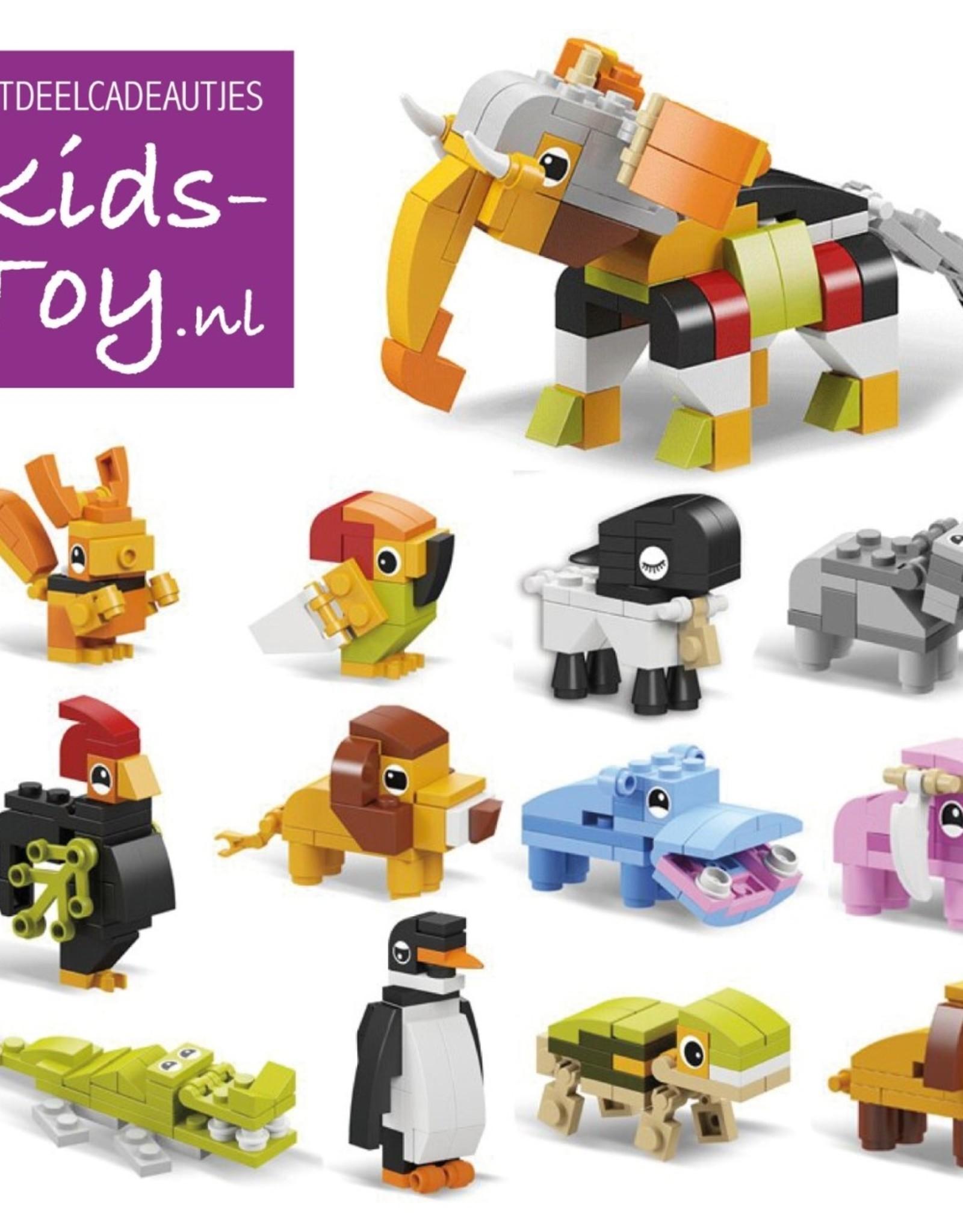 Centennial-TC Animal Kingdom LEGO (look a like)