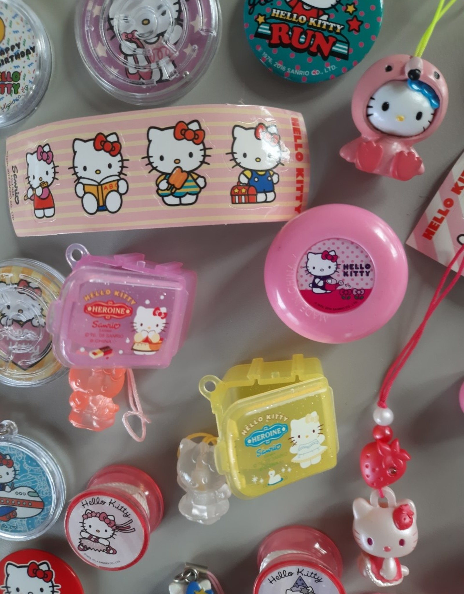 Hello Kitty Capsulemix