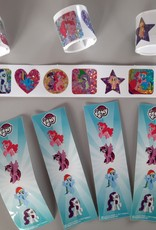My Little Pony Stickerstrips