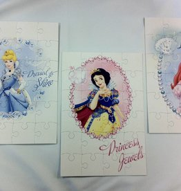 Puzzels Walt Disney Princess Jewels, Little Darling, Dressed Shine