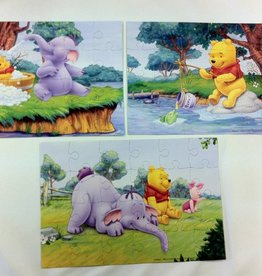 Puzzels Winnie The Pooh Walt Disney