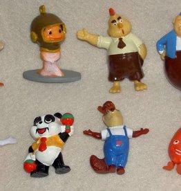 Amigos in capsule Toystation