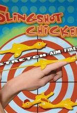 Slingshot Chicken in 50 mm capsule