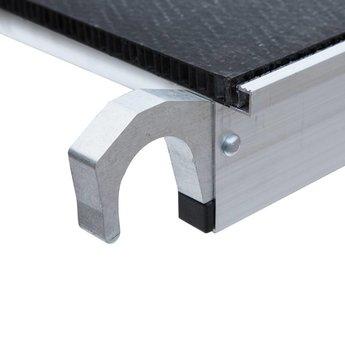 Platform zonder luik 400 cm lichtgewicht
