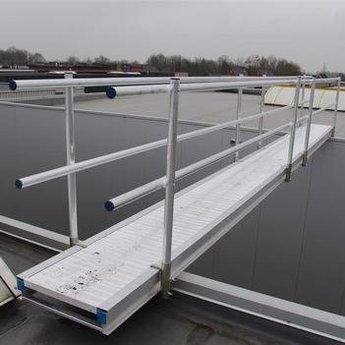 Werkbrug / Loopbrug 4 meter