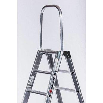 Veiliheidsbeugel voor lichtgewicht dubbele trap