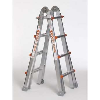 Waku Multifunctionele ladder Wakü 4x4