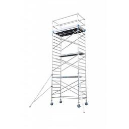 Rolsteiger Compleet 90 x 190 x 7,2 meter werkhoogte  met vario voorloopleuning