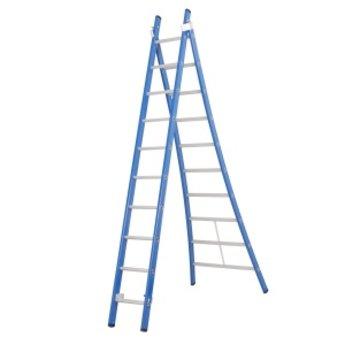 ASC Tweedelige ladder Premium 2x10