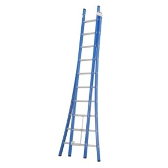 Tweedelige ladder Premium 2x10