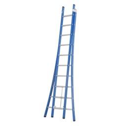 Tweedelige ladder Premium 2x14