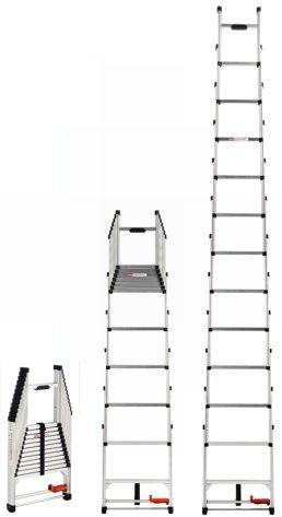 Geliefde Telescoopladder kopen: telescopische ladders met hoge kortingen MP34