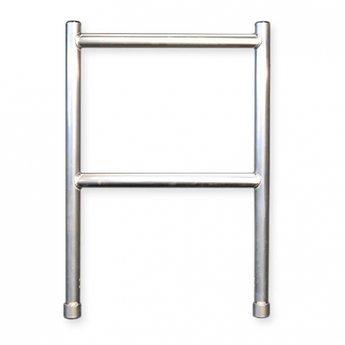 Rolsteiger Basis 75 x 305 x 4,2 meter werkhoogte met lichtgewicht platform