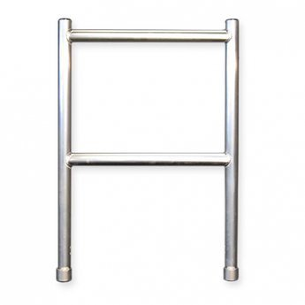 Rolsteiger Basis 90 x 305 x 4,2 meter werkhoogte met lichtgewicht platform